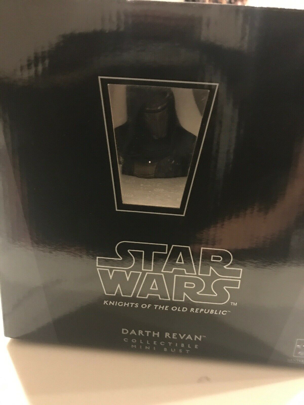 STAR WARS Gentle Giant Darth Revan 1926 3850 Mini Bust Exclusive