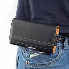 NEW Phone Case Pouch For SAMSUNG GALAXY S8 Carrying Belt Clip & Credit Card Slot