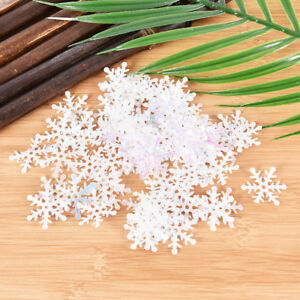 Classic-White-Snowflake-Ornaments-Christmas-Holiday-Party-Home-Decor