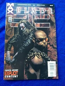 BLADE-2-VF-VF-MARVEL-MAX-COMICS-2002-039-V3S-039-HIGH-GRADE-UNCERTIFIED-MOVIE-SOON
