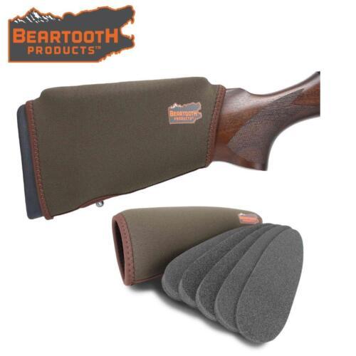 Beartooth Pettine Sollevamento Kit 2.0 Shotgun Fucile Butt Stock Brown NO Anelli Modello