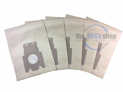 J /& M Type S566 S572 S578 S571 S570 5 x MIELE Vacuum Cleaner Bags F