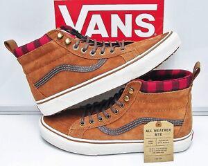 695d943726 Image is loading Vans-SK8-HI-MTE-Glazed-Ginger-VN-000XH4DX3-