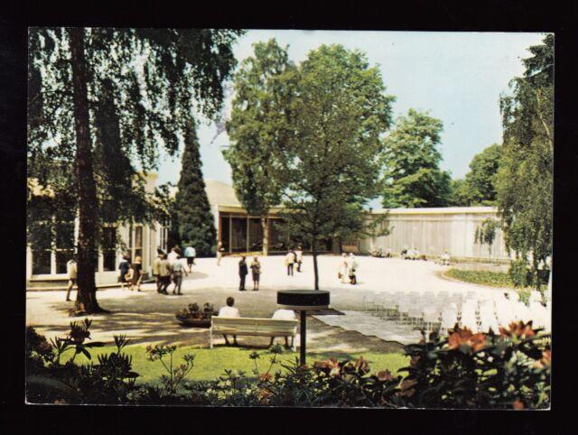 528 O AK Ansichtskarte Bad Wildungen -Reinhardshausen Wandelhalle Hessen