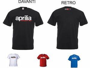 Racing Racer Maglietta A Shirt T Aprilia Factory Rsv4Be 0XO8wPZNnk