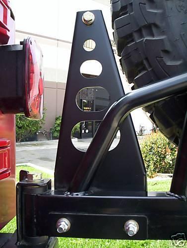 Ultimate Jeep Hi-lift Jack Mount
