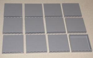 Lego 5 New White Panels 2 x 2 x 1 Corner Pieces