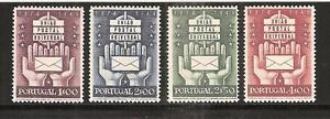 PORTUGAL-713-716-MNH-UNIVERSAL-POSTAL-UNION-U-P-U