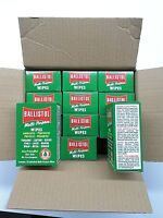 Ballistol Case Of 12-10pc Box Of Multi Purpose Gun Cleaning Wipes-preserving Oil