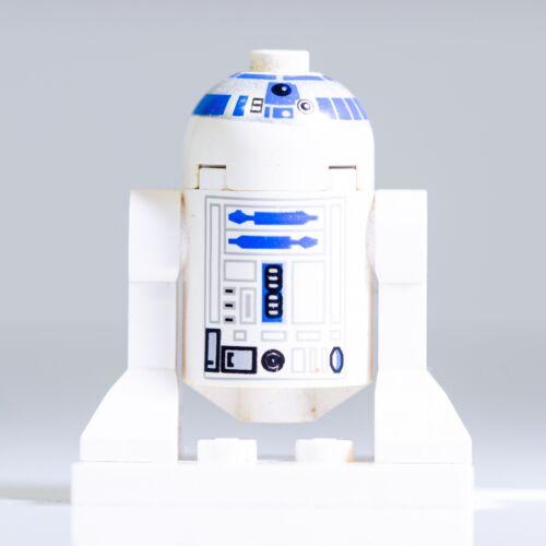 """LEGO Star Wars Mini-Figur 10144 7680 /& 4502 sw0028 /""""R2-D2/"""" aus Set 7191"""