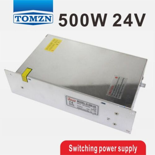 500W 24V 20A 220V INPUT Single Output Switching power supply
