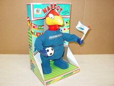 Soccer Mascot Bird France Sport Ball World Cup 1998 Dancing Woodpecker OLE OLE