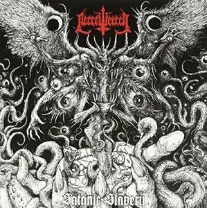 Necrowretch - Satanic Slavery (Grey Vinyl) [VINYL]