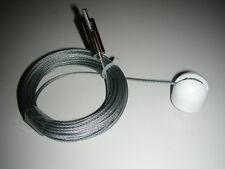 ZumTobel Staff 60280063 -> 3-Phasen Drahtseilabhängung für die Stromschiene