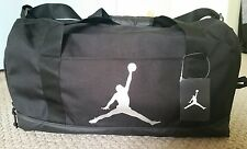 Nike Air Jordan Duffle Bag Gymbag 8A1913-023 NWT Medium