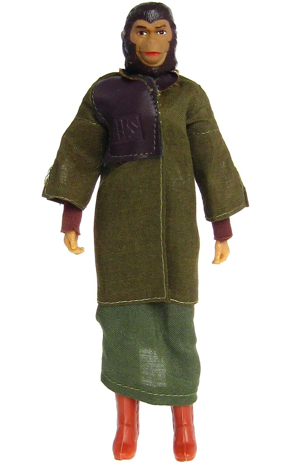 Vintage Mego Planet of the Apes POTA Brown Tunic Variant Zira 100% Complete Mint