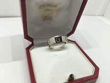 Cartier LOVE ANELLO MIS. 51 750/000 ORO BIANCO
