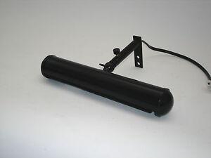 Applique per quadri o specchiere in metallo nero opaco ap