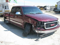 **OUT FOR PICKING!!** WS6476 2000 GMC SIERRA C1500 Woodstock Ontario Preview