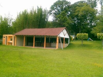 Cabaña en renta, con jardín, Pedregal Animas