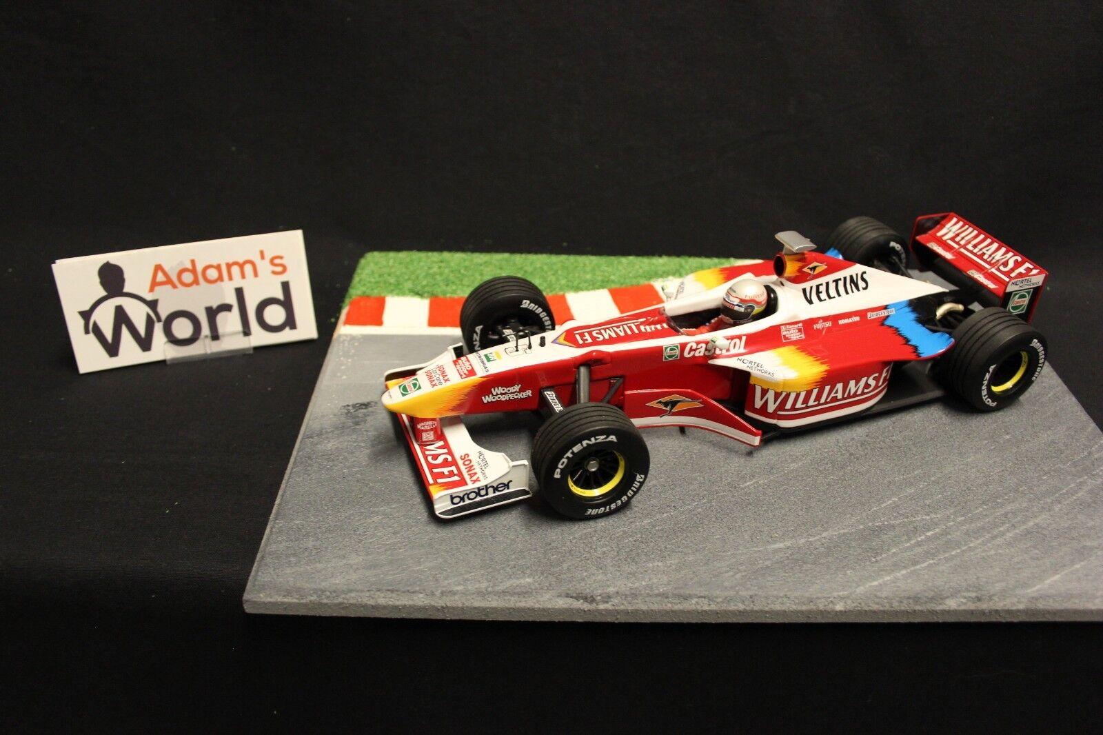 Minichamps Williams Supertec show car 1999 1:18  5 Alex Zanardi  ITA   F1NB