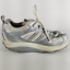 Skechers-Shape-Ups-Women-039-s-White-amp-Silver-Walking-Toning-Lace-Up-Shoes-Size-6 thumbnail 3