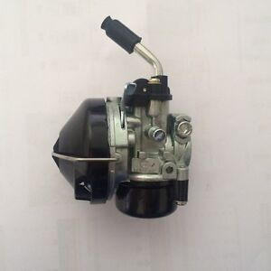Carburateur-Type-DELLORTO-carbu-15-starter-manuel-a-levier-PEUGEOT-103-MBK-51