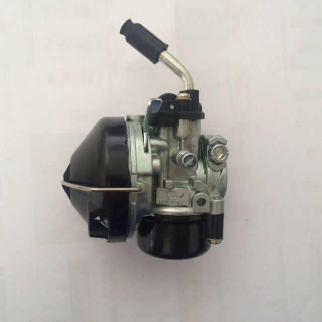 Carburateur Type DELLORTO carbu 15 starter manuel à levier PEUGEOT 103 MBK 51