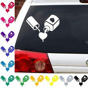 I-love-nail-polish-decal-manicurist-manicure-beautician-hairstylist-sticker
