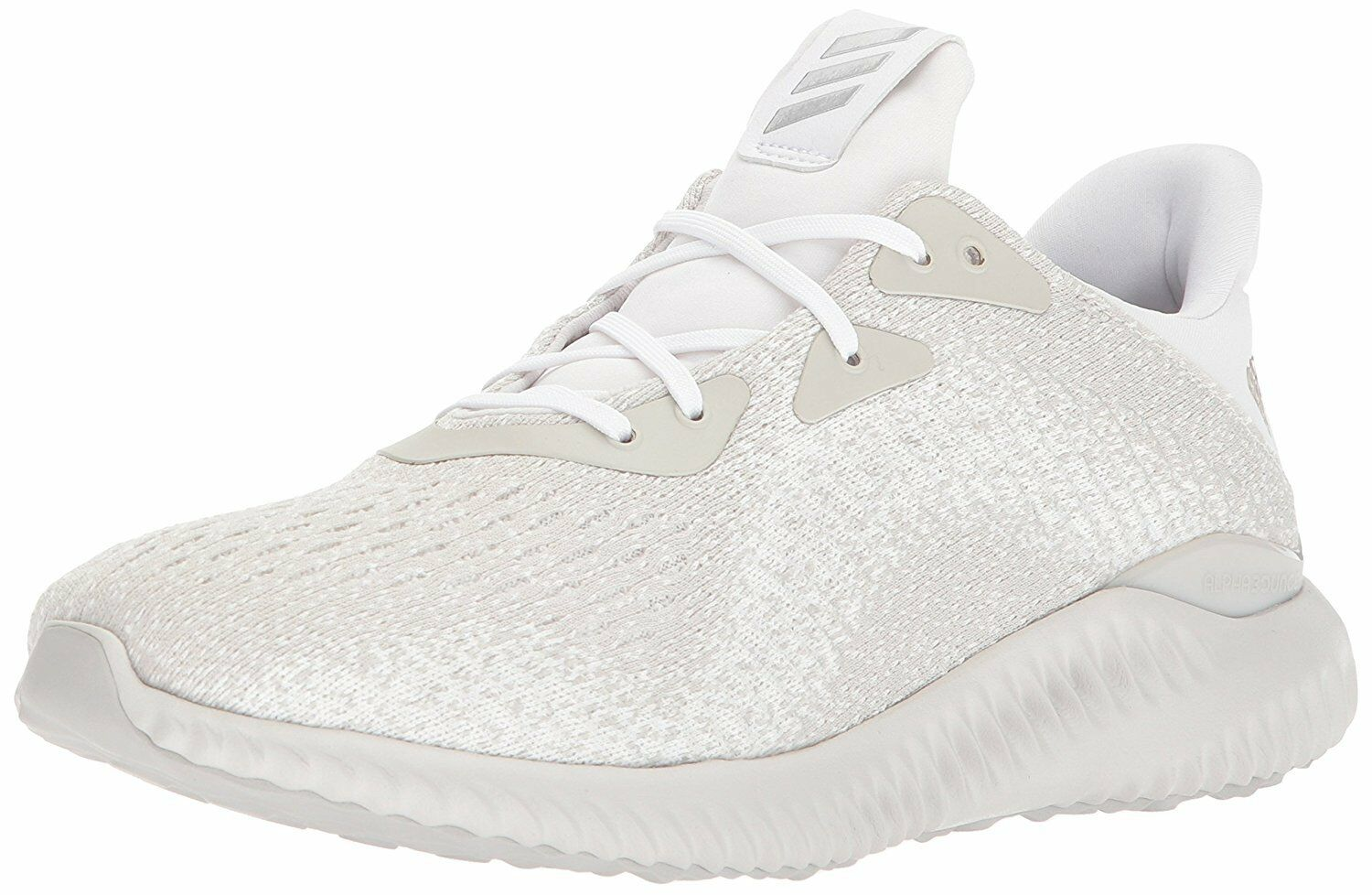 2f9391cf055f7 adidas Alphabounce EM Shoes Men s Running White 13 for sale online ...