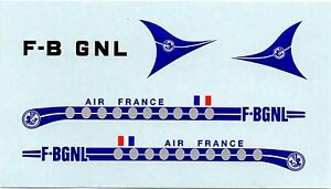 DINKY-TOYS-706-VICKERS-VISCOUNT-AIRLINER-034-Air-France-034-transfert-transfer