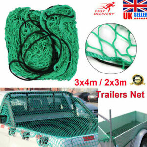 Cargo Net Strong Heavy Duty Scramble Trailer Nets Truck Skip Climbing Ex Safety