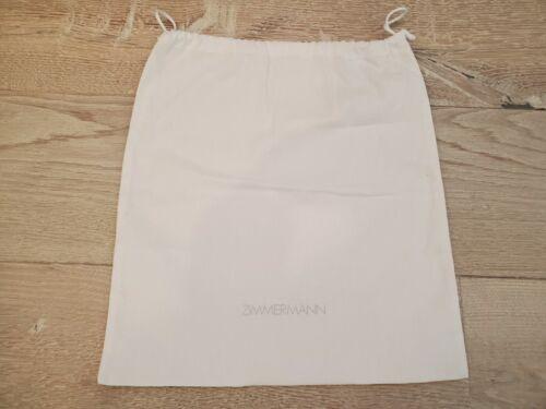 "Zimmerman dust bag 13.5"" x 15.5"""