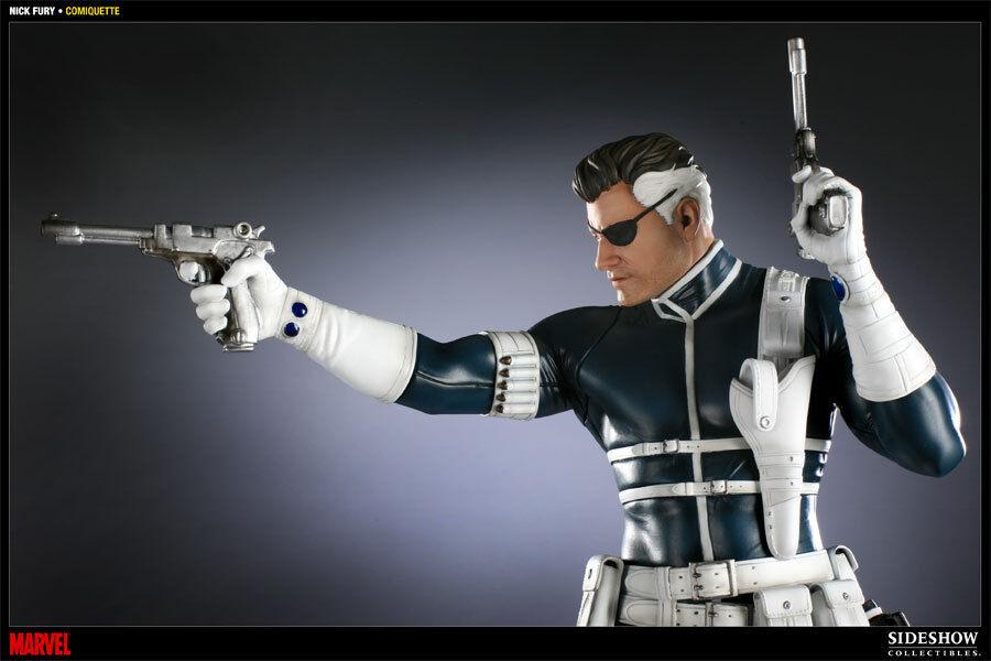 Nick Fury Agente dello Shield  di  Comiquette  le 1250  MARVELSidemostrare  Nuovo di zecca con scatola