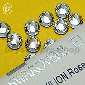 GLASS Hot Fix// Iron On Rhinestones Various Colours and size 2,3,4,5,6,7mm