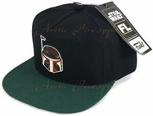 Funko-Star-Wars-Futura-Laboratories-Target-Exclusive-Boba-Fett-Snapback-Hat-NWT
