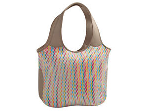 Candy Tote Neoprene Built Ny Dot Essential qctxBxz
