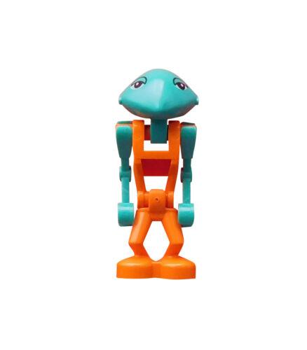 Neu Figur Legofigur Minifig Alien Lego LoM Martian Vega Minifigur lom012