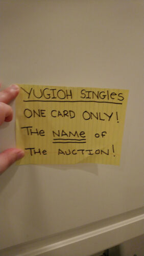 "YuGiOh: /""Rainbow Dark Dragon/"" ULTRA RARE One Card ONLY! BLRR"
