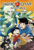 Jackie Chan Adventures - The Shadow Of Shendu (dvd)