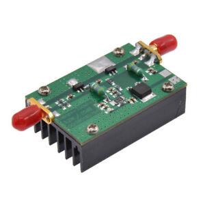 New-35DB-1MHz-700MHZ-3-2W-HF-FM-VHF-UHF-RF-Power-Amplifier-For-Ham-Radio