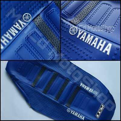 SEAT COVER ULTRAGRIPP blue YAMAHA YZ250F YZF250  2004-13 FAST SHIPPING
