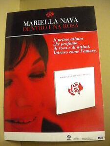 CARTONATO-PUBBLICITARIO-MARIELLA-NAVA-DENTRO-UNA-ROSA-cm-48x68