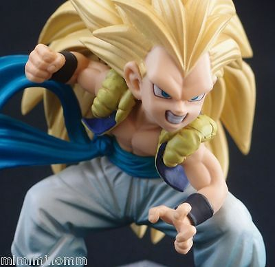Dragon Ball Z Gotenks Fighting Combination DXF Figure Banpresto JAPAN ANIME