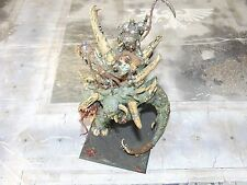 Sigmar Nurgle Glottkin titan huge warhammer Painted model chaos daemon warrior