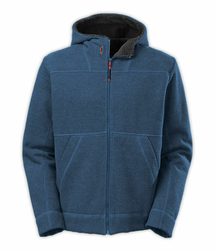 Blue Hoodie Nieuw Ballistic Xl Sz Full North Jacket Cosmic Tnf The Face Zip Heren W92EDIH