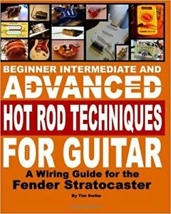 fender strat stratocaster guitar hot rods wiring book ebay rh ebay com Hot Rod Wiring Harness Painless A Street Rod Wiring Schematic