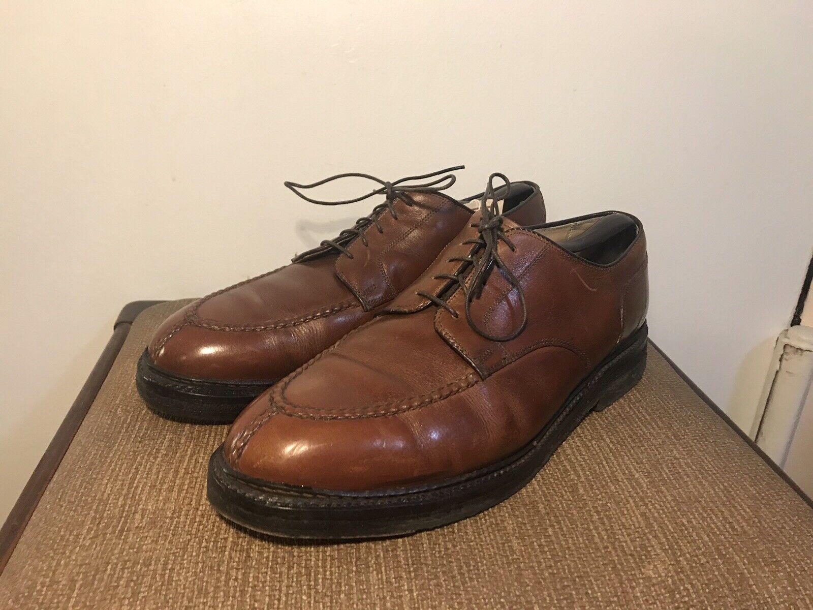 ALDEN  965 todo el tiempo Walker noruego Split Toe Básico Para hombre Zapatos EE. UU. 10.5 C e