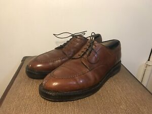 ab998e9415b Details about ALDEN #965 All Weather Walker Norwegian Split Toe Blucher  Mens Shoes US 10.5 C/E
