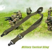 Two Point Military Tactical Sling Hot Nylon Strap Carbine Sling Belt C7n9